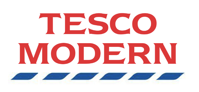 Tesco Modern